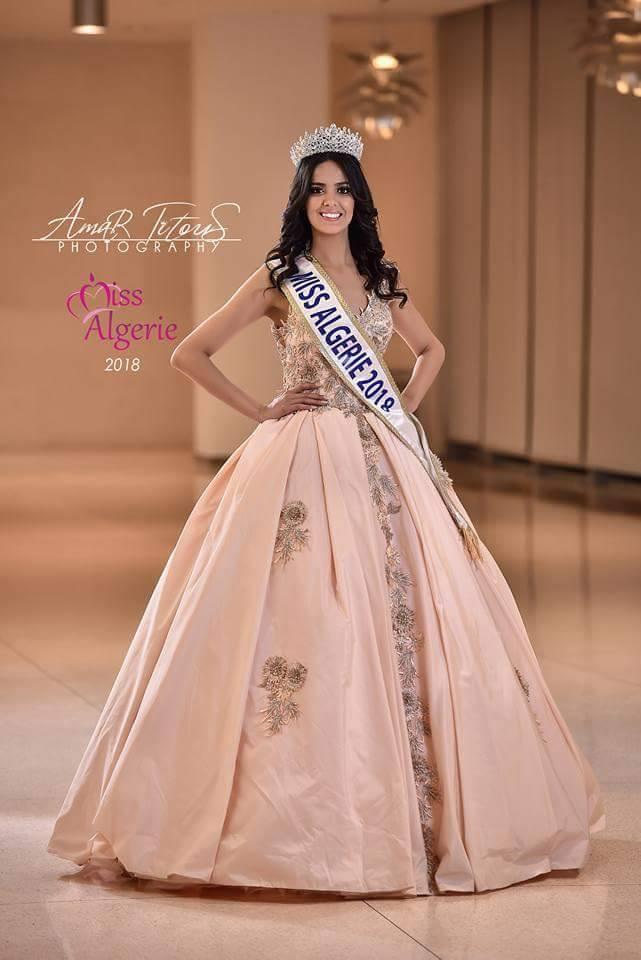 Nihed Markria (ALGERIA WORLD 2018) 31961011