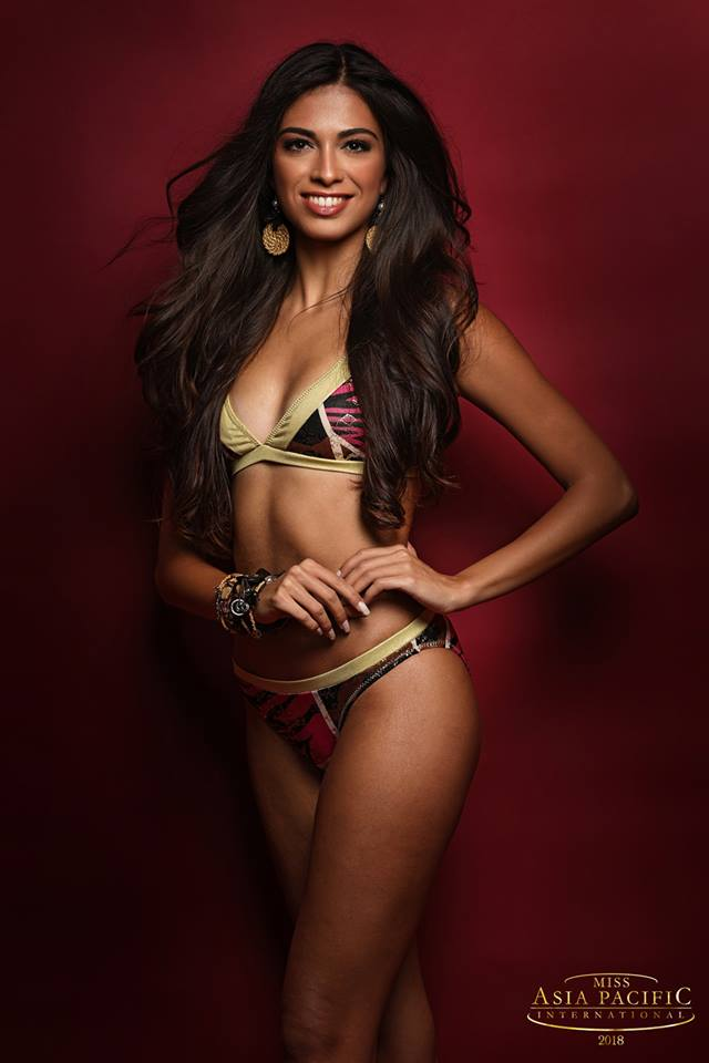 Miss Asia Pacific International 2018 is Sharifa Areef Mohammad Omar Akeel of the PHILIPPINES - Page 3 3197