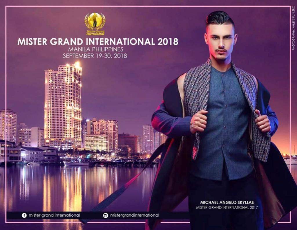 ROAD TO MISTER GRAND INTERNATIONAL 2018 - Tahiti Won! 32130810