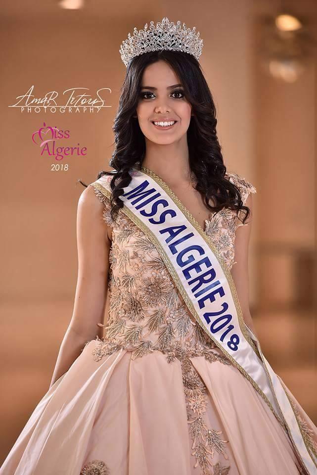 Nihed Markria (ALGERIA WORLD 2018) 32169510