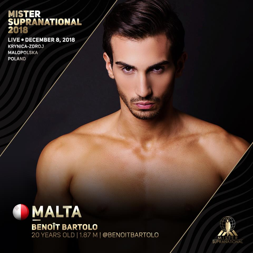 *** Road to MISTER SUPRANATIONAL 2018 is INDIA*** - Page 2 3258