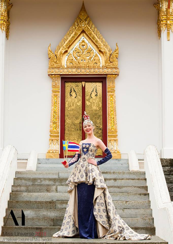 Miss Universe 2018 @ NATIONAL COSTUMES - Photos and video added - Page 2 3334