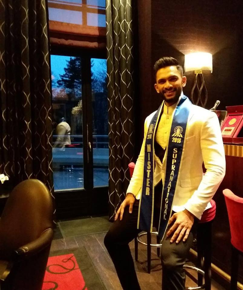 Official Thread of MISTER SUPRANATIONAL 2018: Prathamesh Maulingkarfrom INDIA 3351
