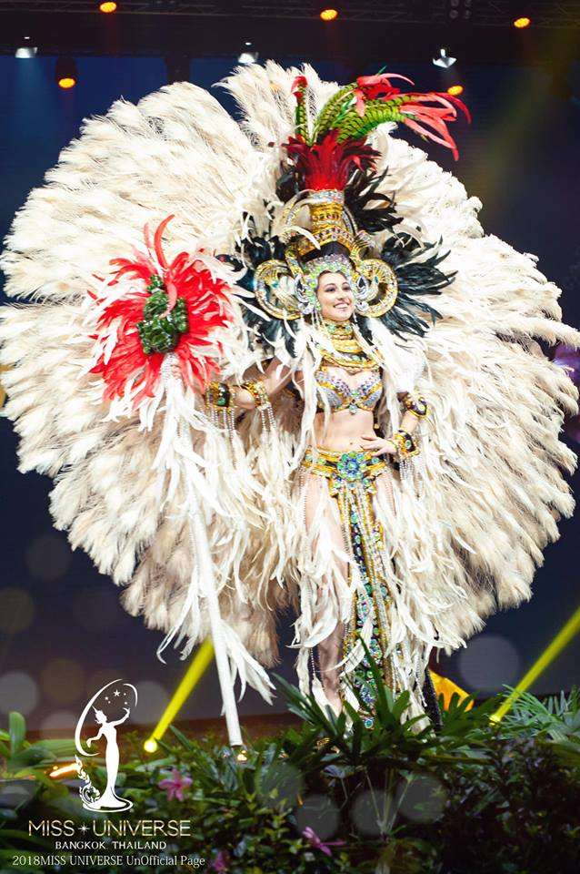Miss Universe 2018 @ NATIONAL COSTUMES - Photos and video added - Page 6 3367