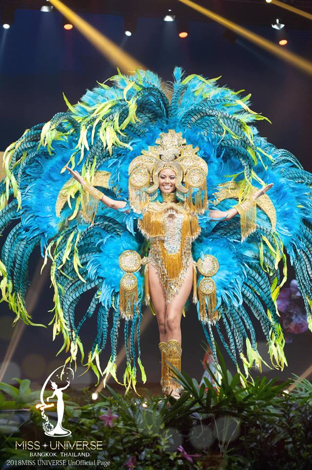 Miss Universe 2018 @ NATIONAL COSTUMES - Photos and video added - Page 6 3370