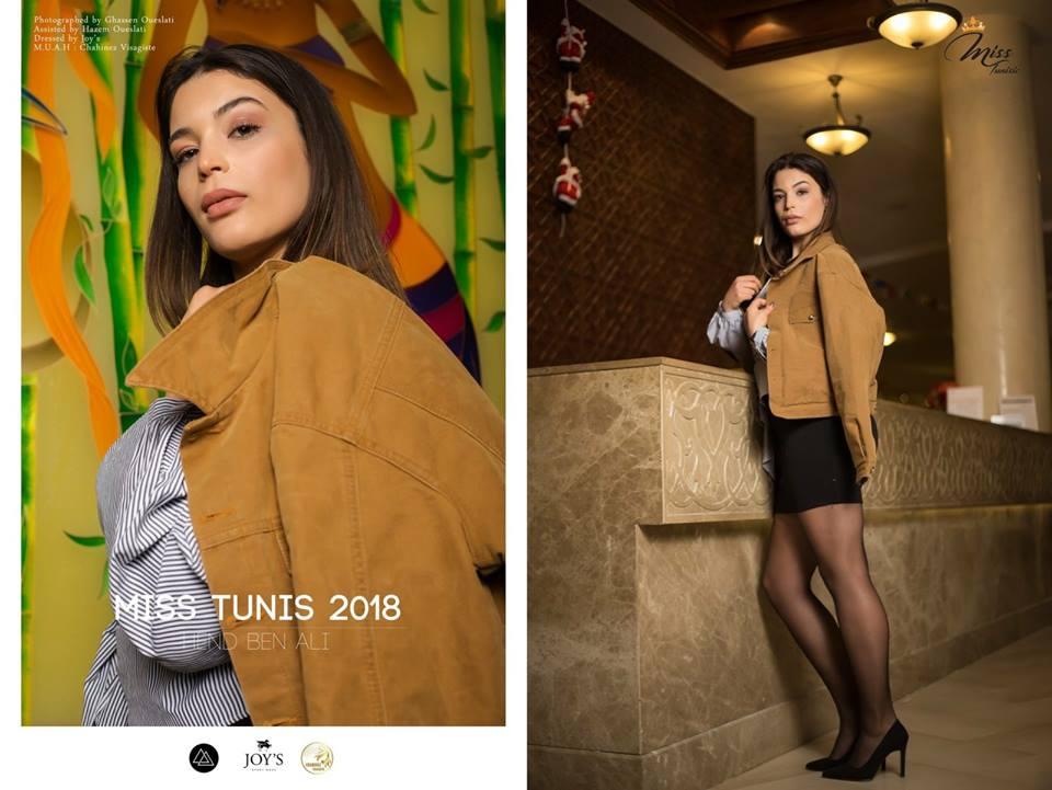 Miss Tunisia 2019 is Sabrine Khalifa Mansour  3421