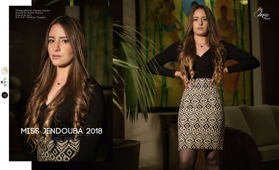 Miss Tunisia 2019 is Sabrine Khalifa Mansour  3430