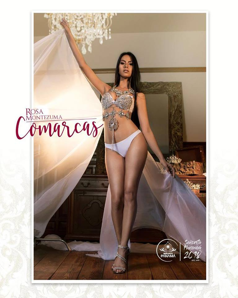 Rosa Iveth Montezuma (PANAMA UNIVERSE  2018) 34484510