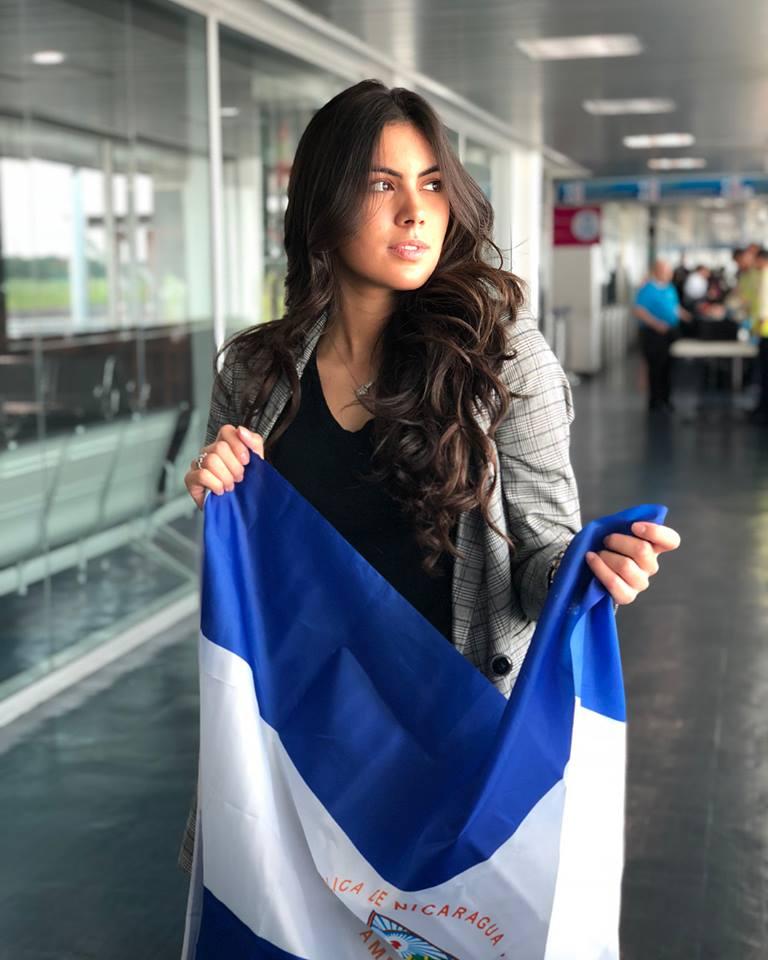 Adriana Paniagua (NICARAGUA 2018) - Page 2 34693910