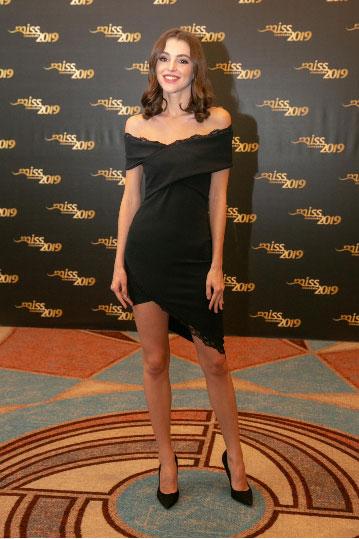 Miss Slovensko 2019 is Frederika Kurtulikova 3474