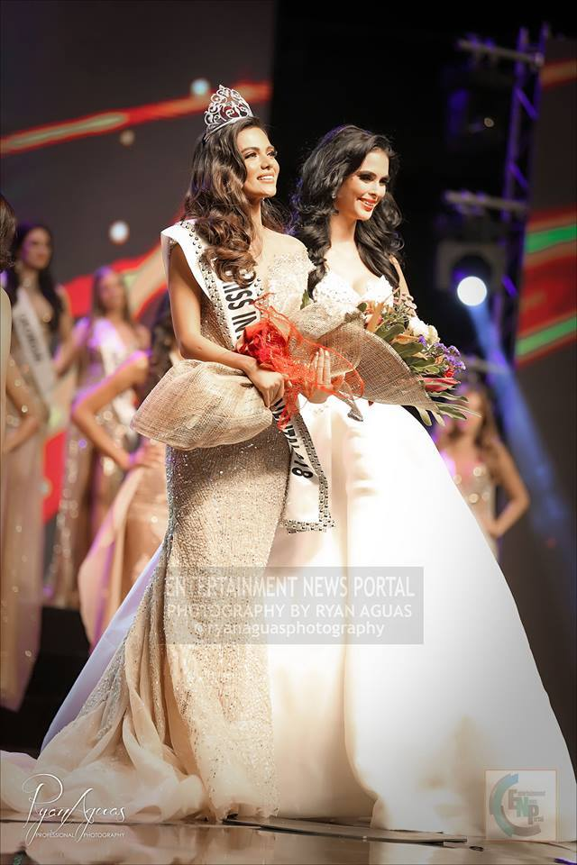 ***The Official Thread of Miss Intercontinental 2018- Karen Gallman from Philippines*** - Page 2 3478