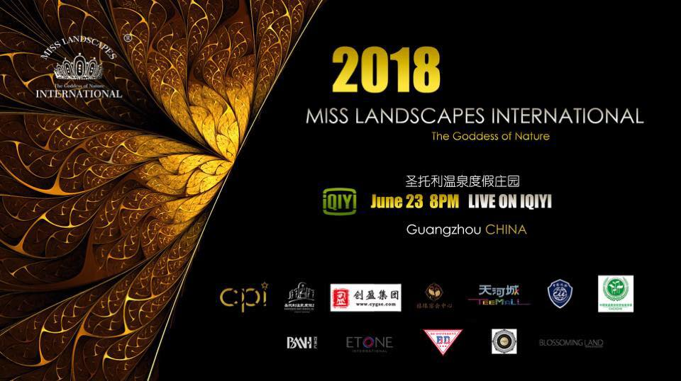 Miss Landscapes International 2018 is  Karen Grace Atienza from the Philippines 34788410