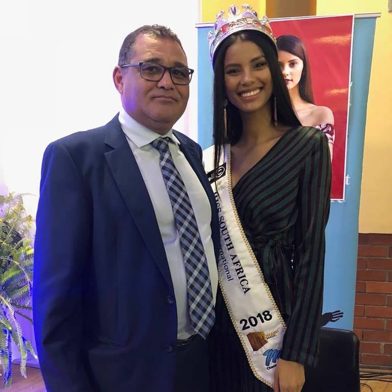 Tamaryn Green (SOUTH AFRICA 2018) - Page 2 35356010