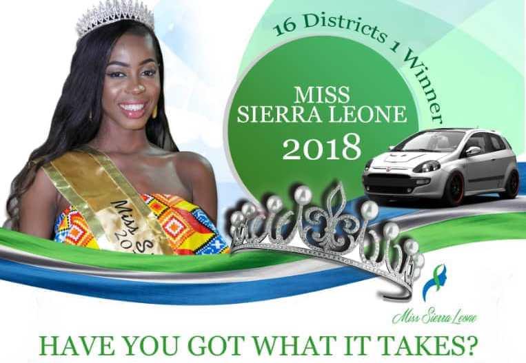 Miss Sierra Leone WORLD 2018 35373710