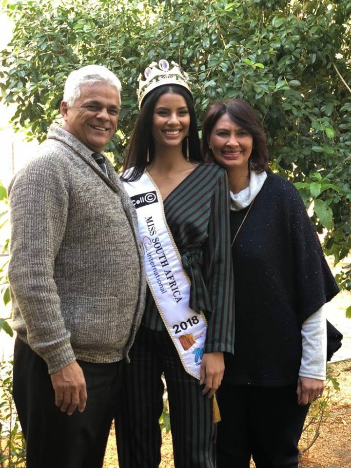 Tamaryn Green (SOUTH AFRICA 2018) - Page 2 35497210