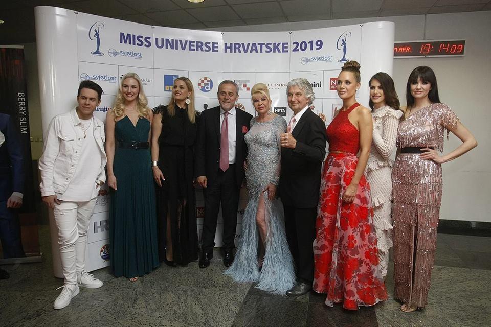 Road to MISS UNIVERSE CROATIA 2019 is Mia Rkman  - Page 3 3553
