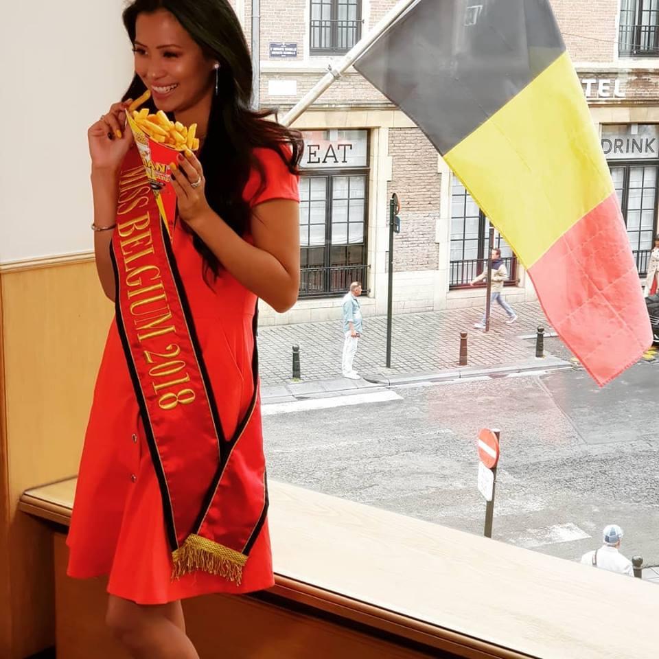 MISS BELGIUM 2018: Angeline Flor Pua 35530511