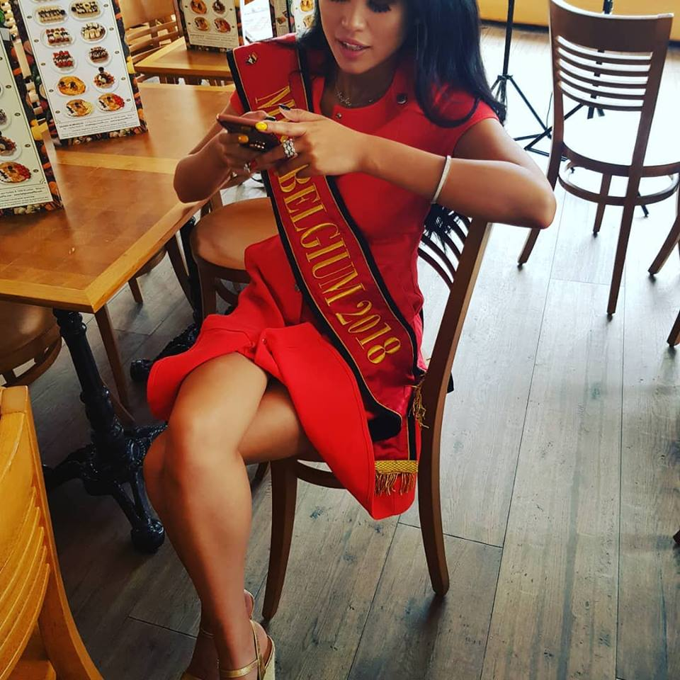 MISS BELGIUM 2018: Angeline Flor Pua 35532010