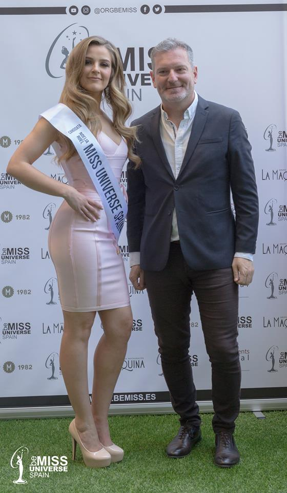 Road to Miss Universe SPAIN 2018 - is Angela Ponce a transgender woman 35552010