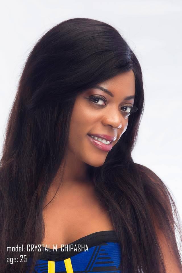 MISS UNIVERSE ZAMBIA 2018 is Melba Shakabozha 356