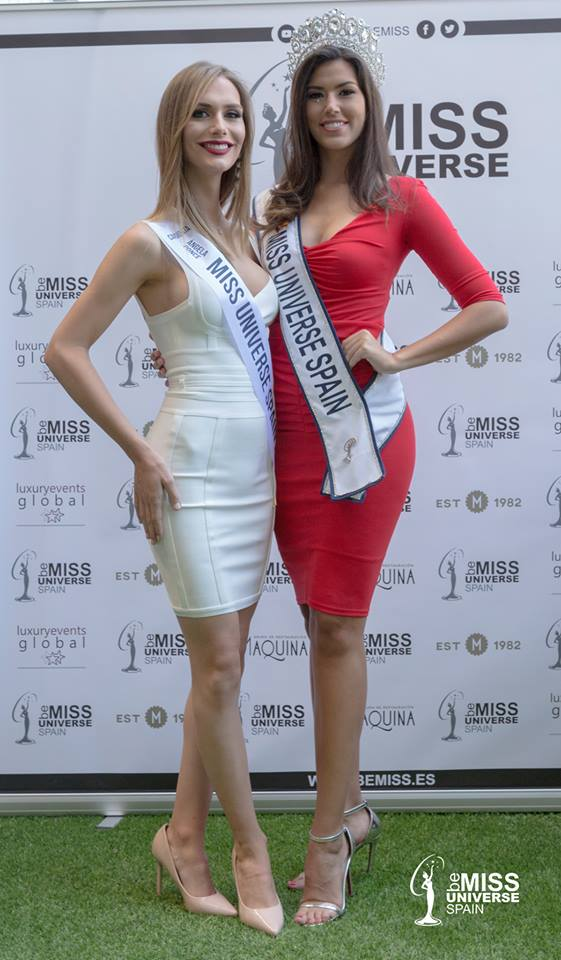 Road to Miss Universe SPAIN 2018 - is Angela Ponce a transgender woman 35628910
