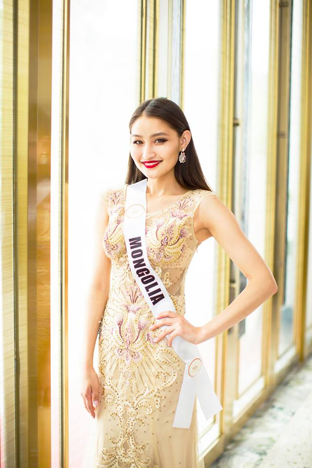 Miss Landscapes International 2018 is  Karen Grace Atienza from the Philippines 35646210
