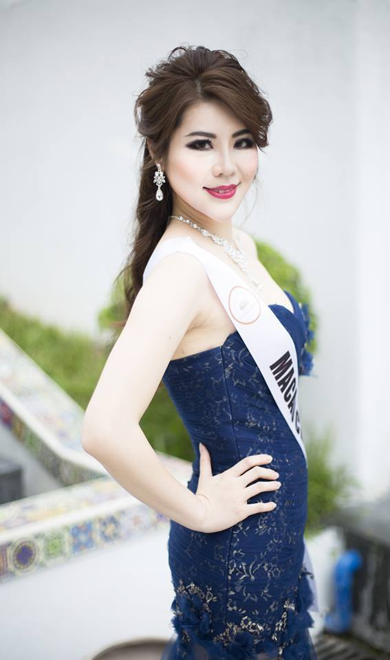 Miss Landscapes International 2018 is  Karen Grace Atienza from the Philippines 35646510