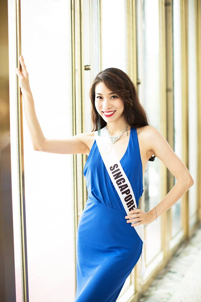 Miss Landscapes International 2018 is  Karen Grace Atienza from the Philippines 35648010