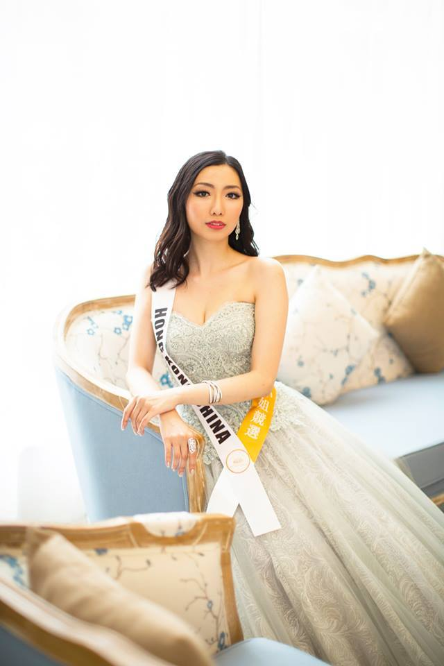 Miss Landscapes International 2018 is  Karen Grace Atienza from the Philippines 35648710