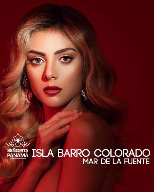 Señorita Panama 2019 is Isla Flamenco 3565