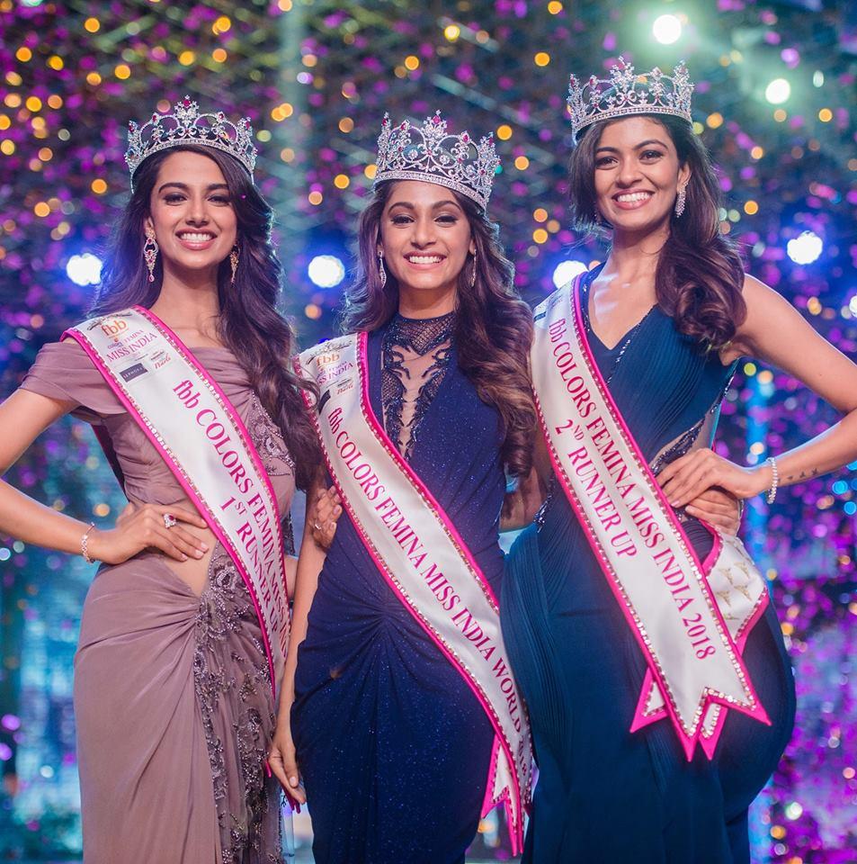 Road to FEMINA MISS INDIA 2019 35728611