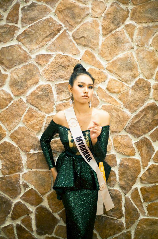 Miss Landscapes International 2018 is  Karen Grace Atienza from the Philippines 35742210
