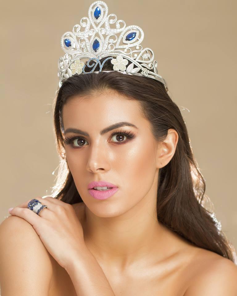Adriana Paniagua (NICARAGUA 2018) - Page 2 35757710