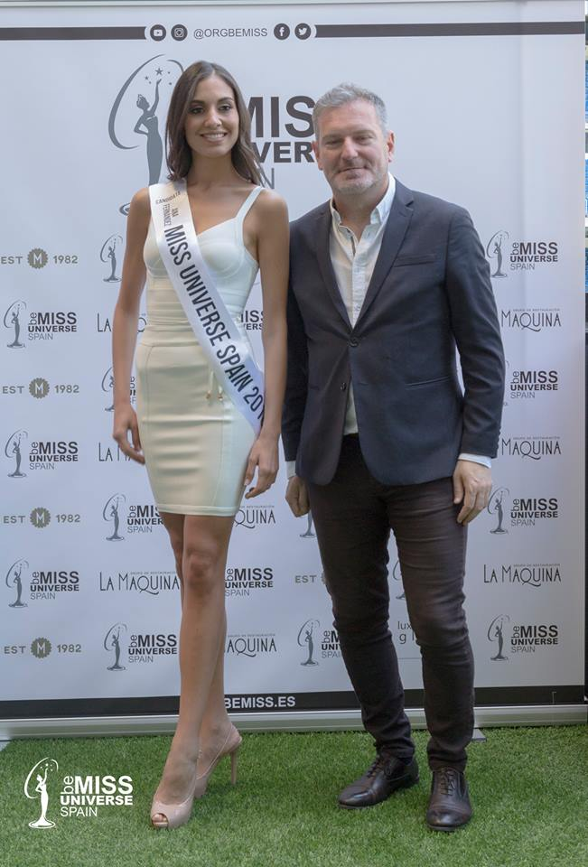 Road to Miss Universe SPAIN 2018 - is Angela Ponce a transgender woman 35761510