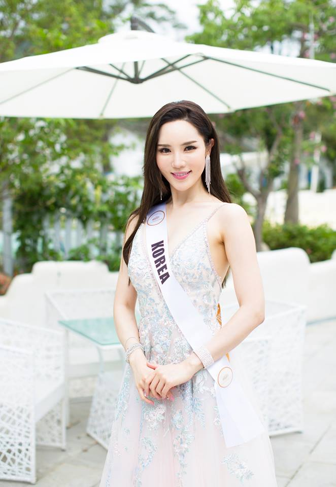 Miss Landscapes International 2018 is  Karen Grace Atienza from the Philippines 35763110
