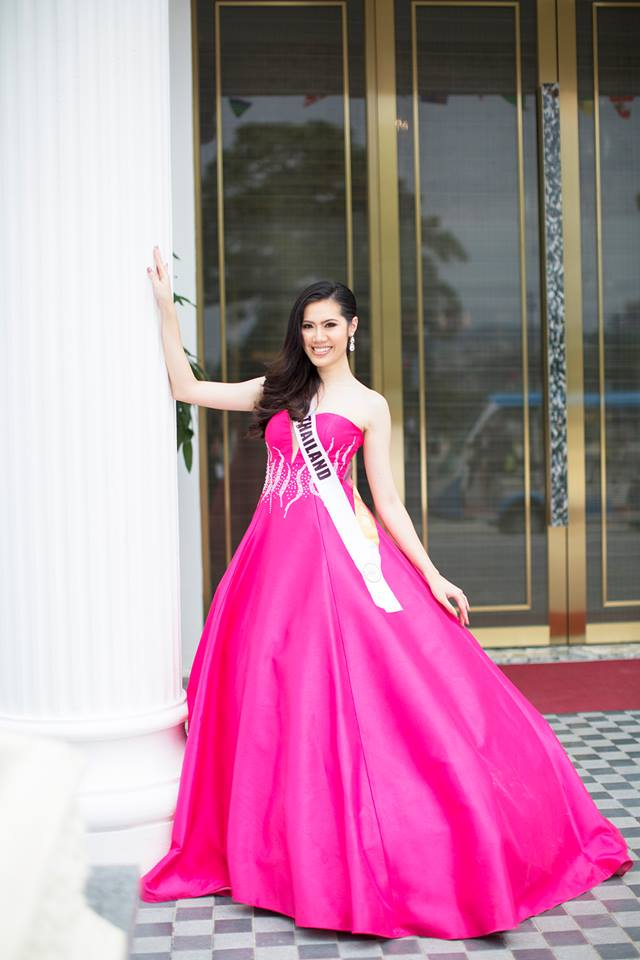 Miss Landscapes International 2018 is  Karen Grace Atienza from the Philippines 35888610