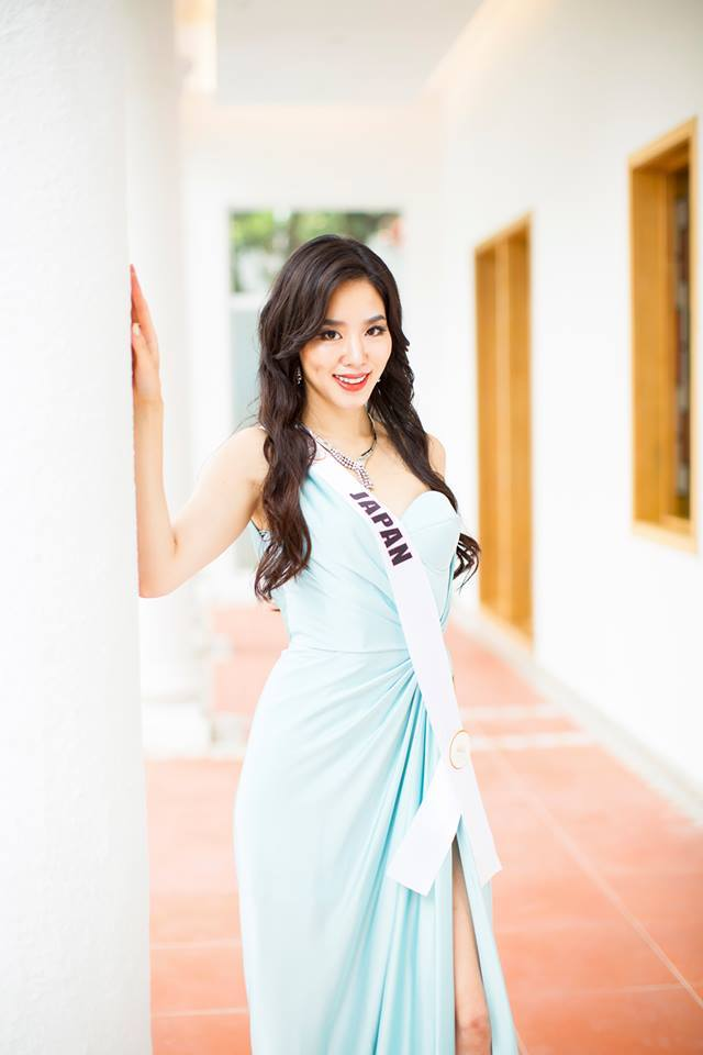 Miss Landscapes International 2018 is  Karen Grace Atienza from the Philippines 35889210