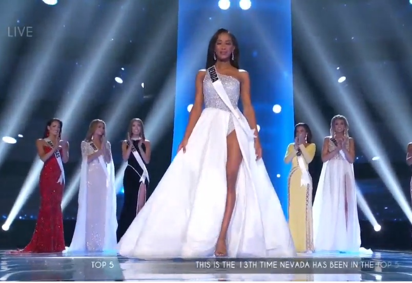 LIVE STREAM: MISS USA 2019 - UPDATES HERE! - Page 3 3597