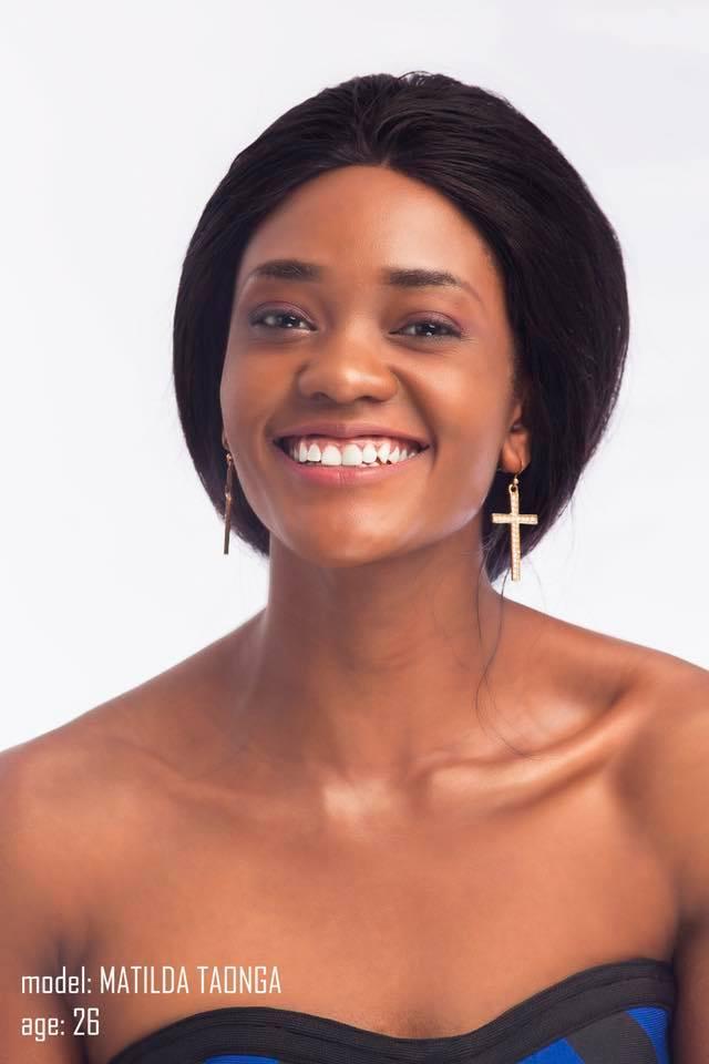 MISS UNIVERSE ZAMBIA 2018 is Melba Shakabozha 35972412