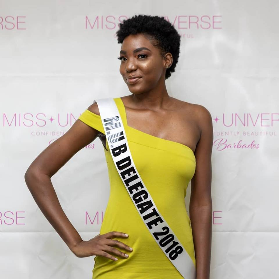 Road to Miss Universe BARBADOS 2018 is Meghan Theobalds 36002712