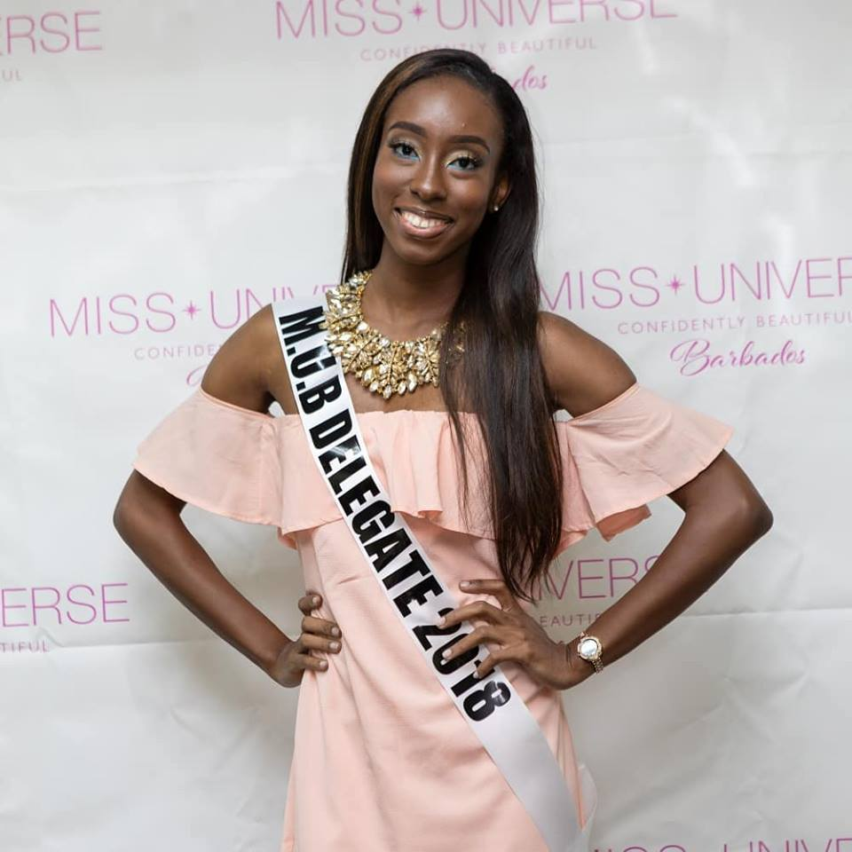 Road to Miss Universe BARBADOS 2018 is Meghan Theobalds 36063910