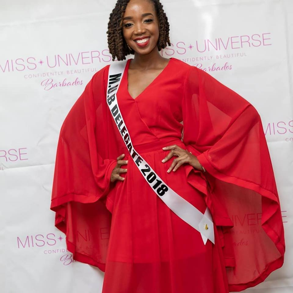 Road to Miss Universe BARBADOS 2018 is Meghan Theobalds 36064211