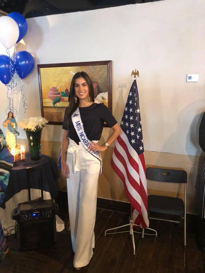Adriana Paniagua (NICARAGUA 2018) 36064310