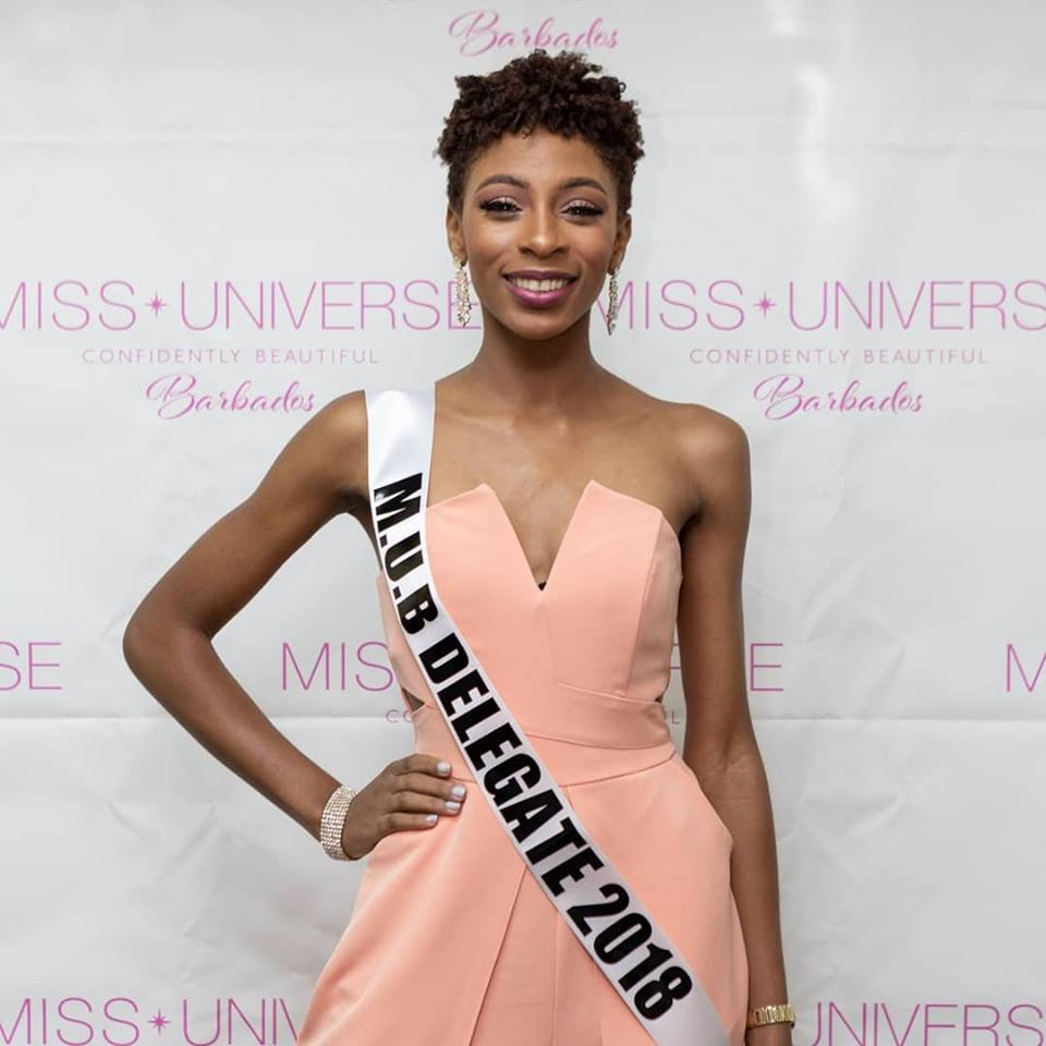 Road to Miss Universe BARBADOS 2018 is Meghan Theobalds 36175811