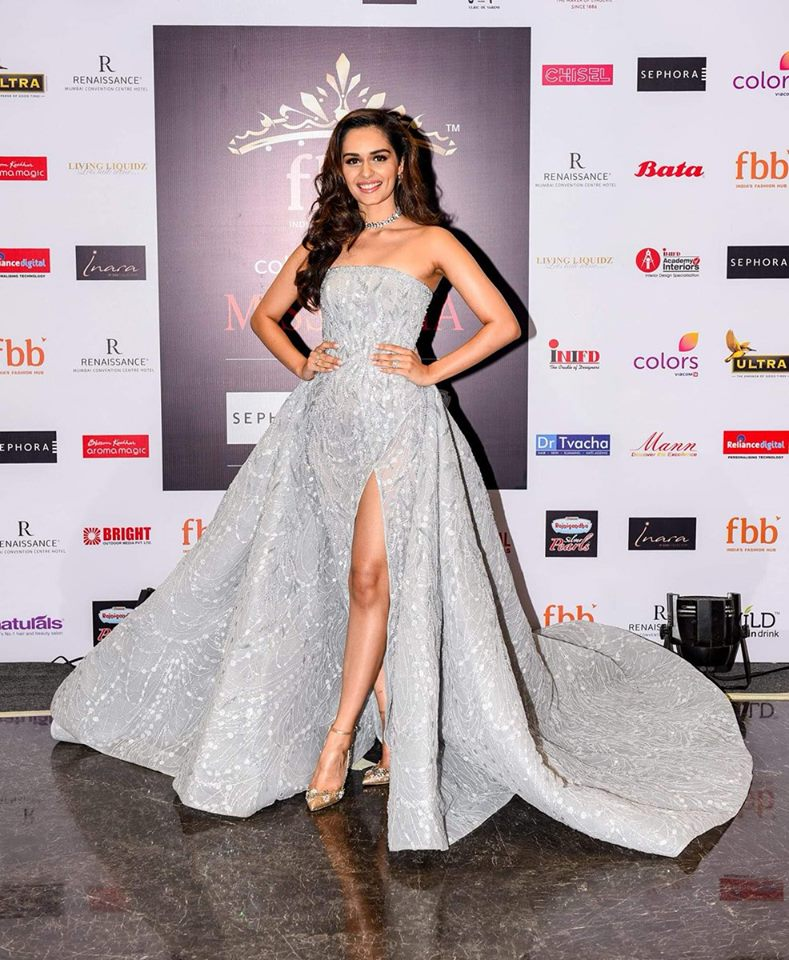 The Official Thread of Miss World 2017 ® Manushi Chhillar - India - Page 5 36228611