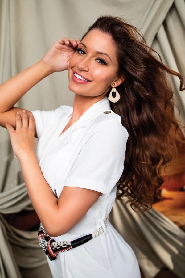 Miss World Hungary 2019 is Krisztina Nagypál  3633