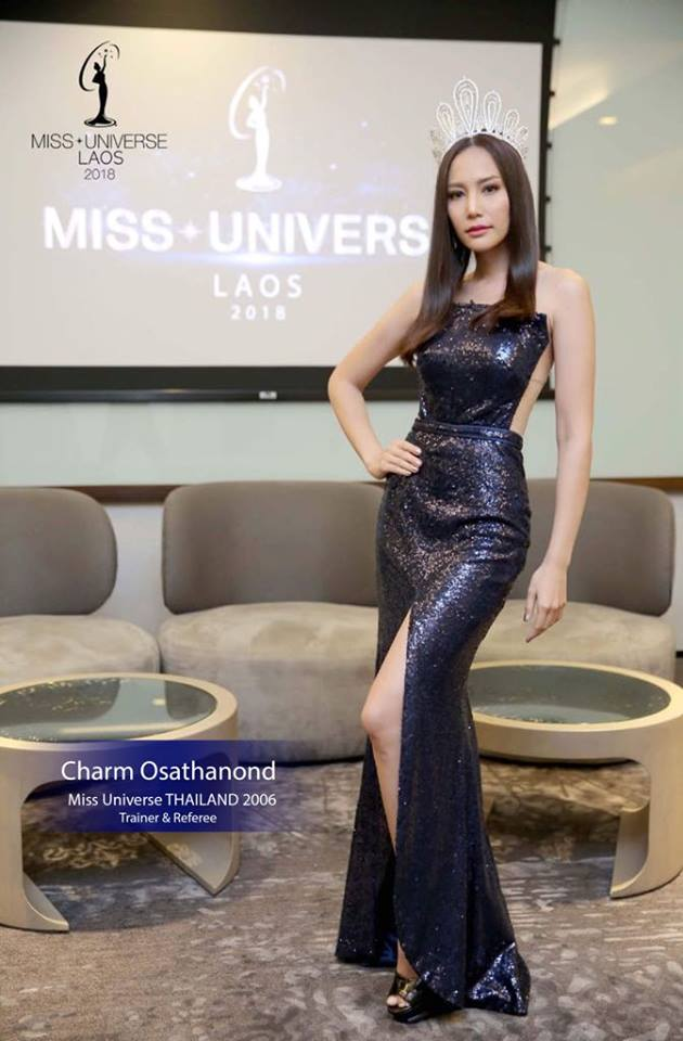 Road to Miss Universe LAOS 2018 36449810