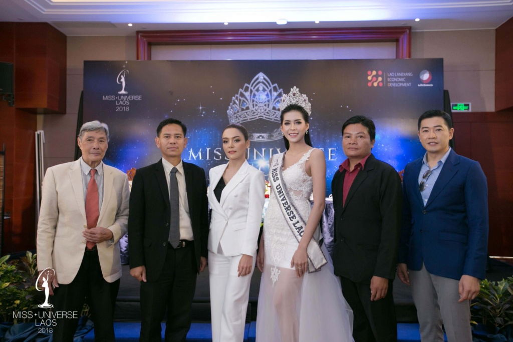 Road to Miss Universe LAOS 2018 36603210