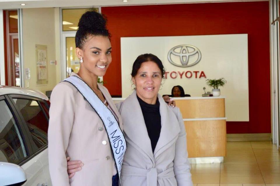 Selma Kamanya (NAMIBIA 2018) 37354413