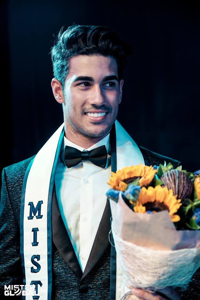 The Official thread of MISTER GLOBAL 2018: DARIO DUQUE OF USA 37631210